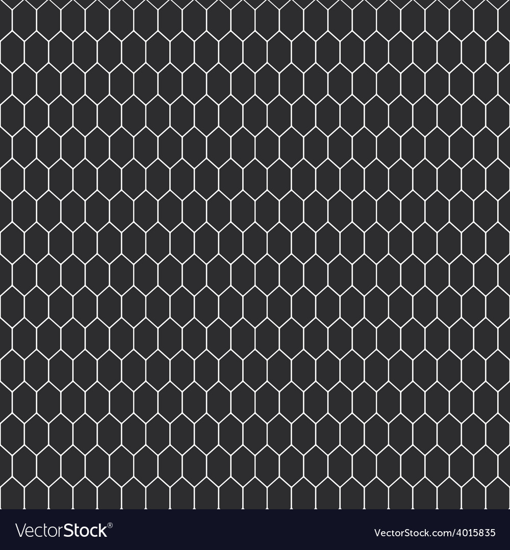 Snake skin texture seamless pattern black on white vector | Price: 1 Credit (USD $1)