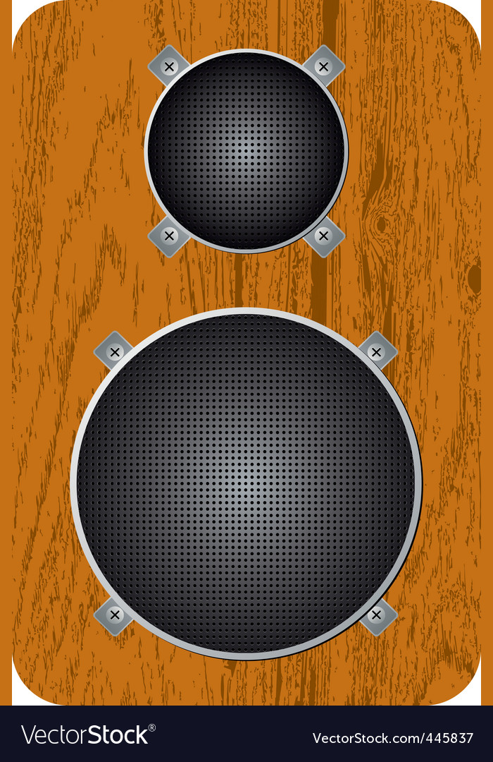Speaker 01 vector | Price: 1 Credit (USD $1)