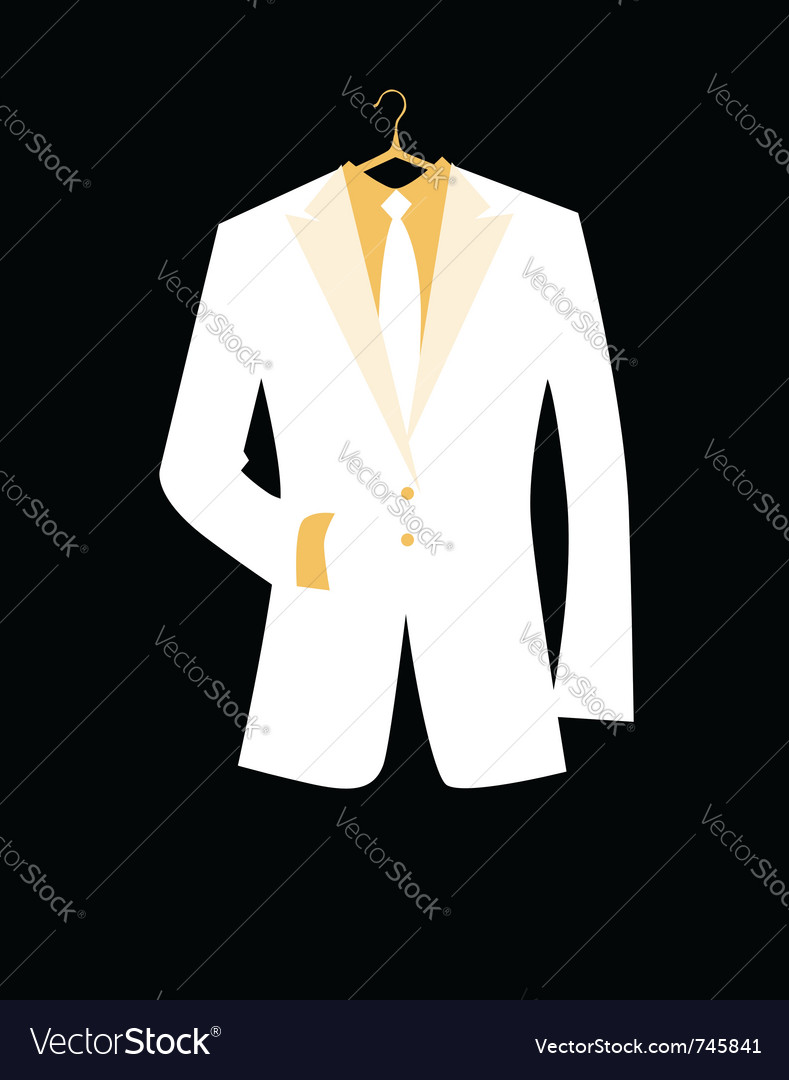 Mans jacket for your design vector | Price: 1 Credit (USD $1)