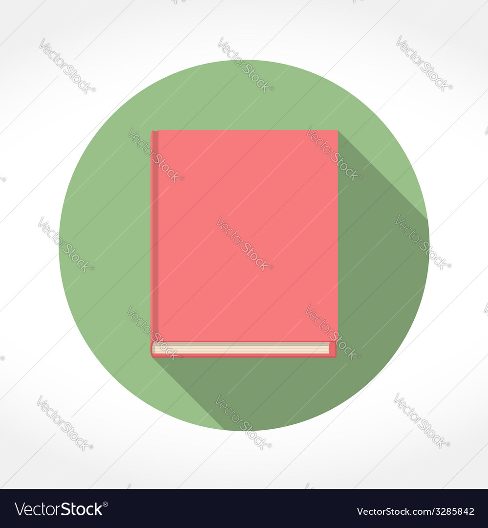 Book icon vector | Price: 1 Credit (USD $1)
