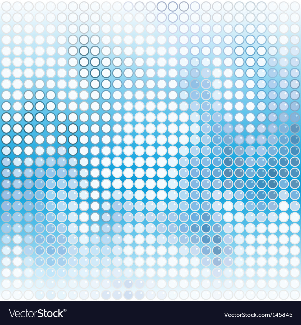 Blue and white vector | Price: 1 Credit (USD $1)