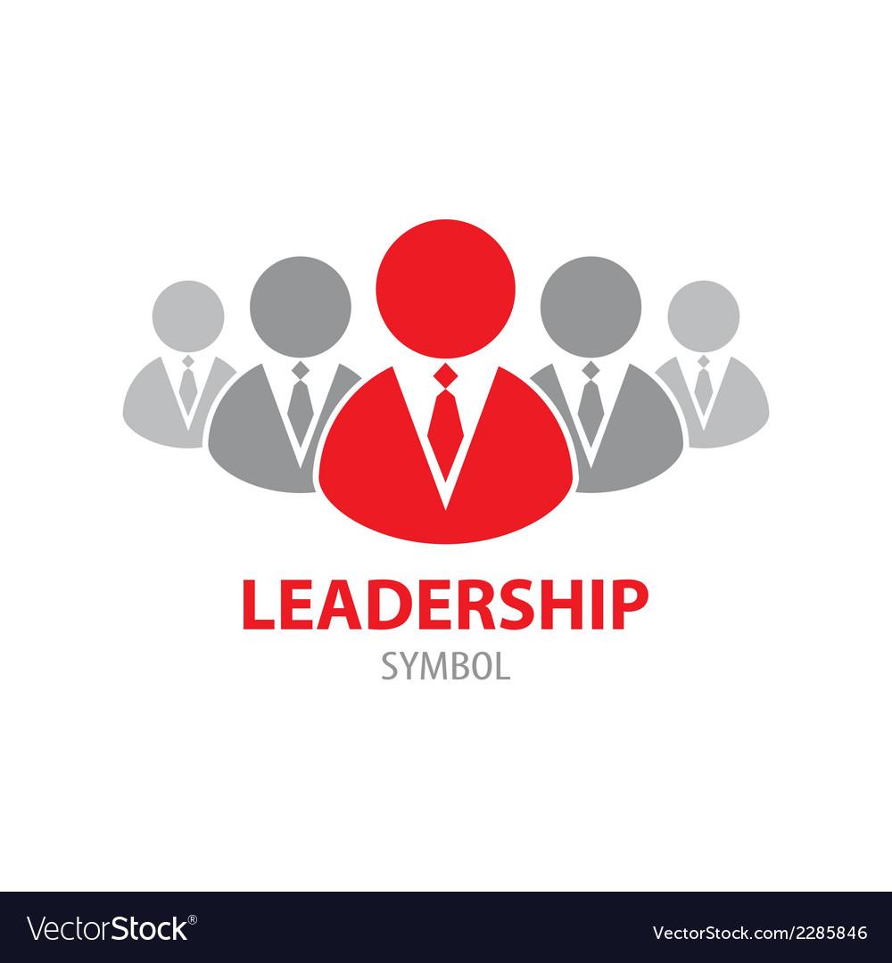 Leadership symbol icon vector   Price: 1 Credit (USD $1)