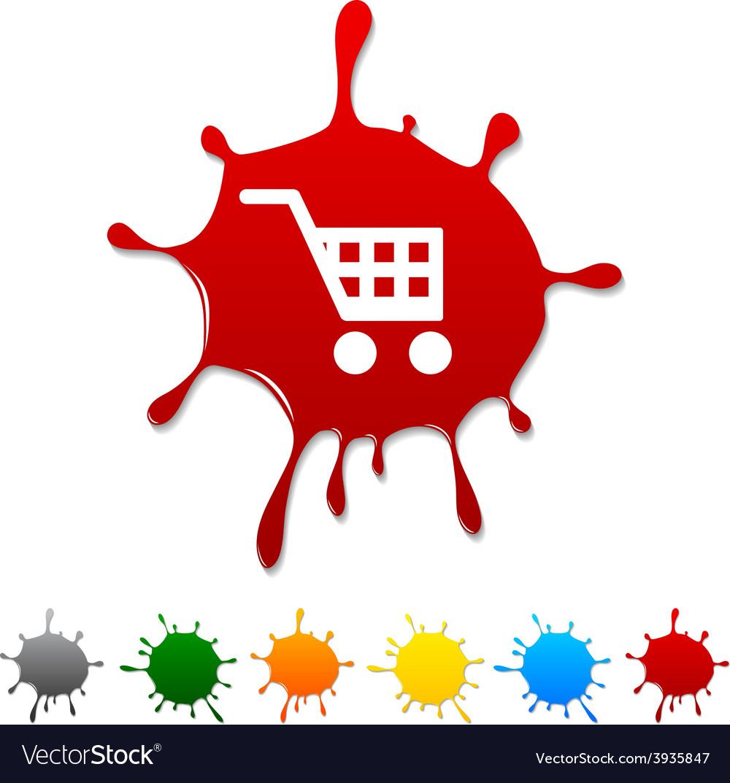 Buy blot vector | Price: 1 Credit (USD $1)