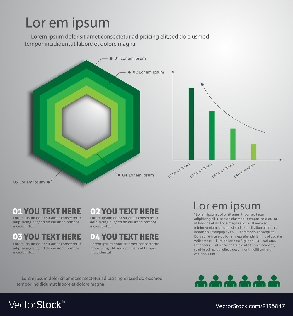 Info graphic 02 vector | Price: 1 Credit (USD $1)