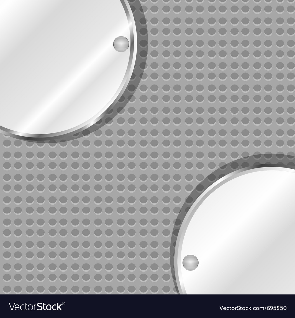 Polished metal steel vector | Price: 1 Credit (USD $1)