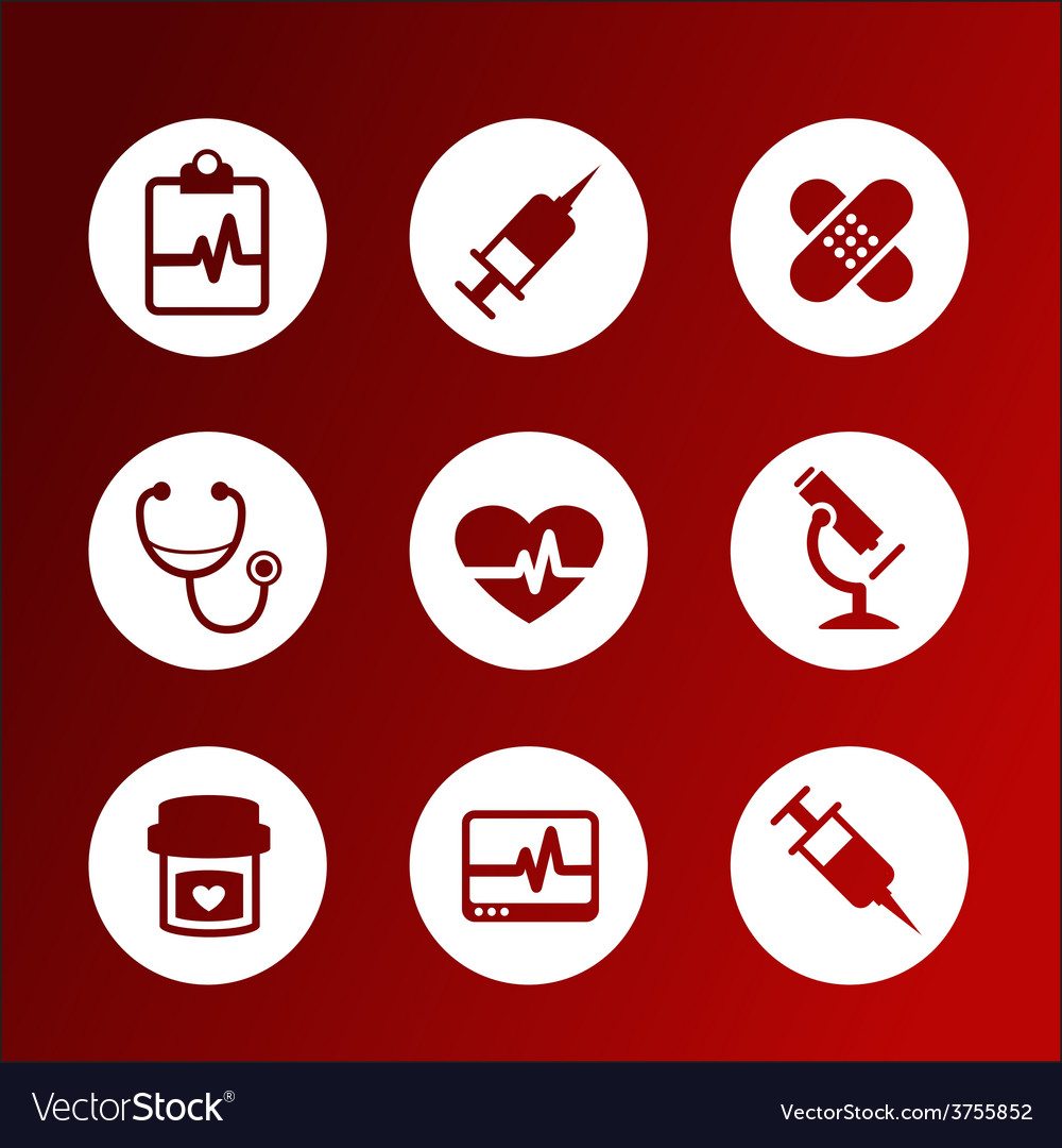 Medicaliconsetcollection vector | Price: 1 Credit (USD $1)