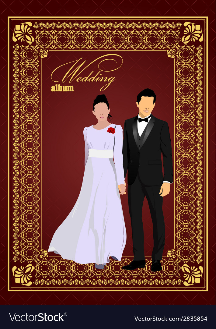 Al 1039 wedding vector | Price: 1 Credit (USD $1)