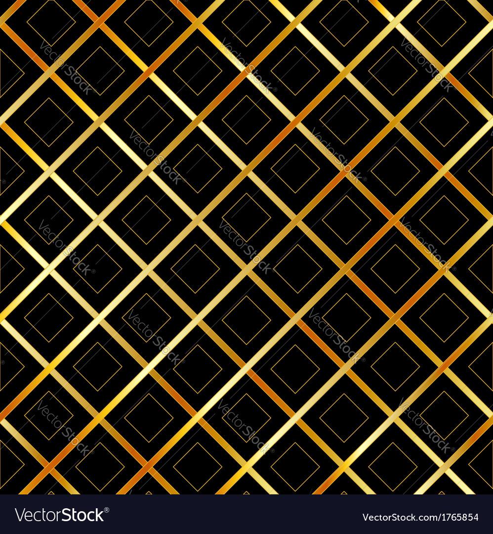 Golden grid background vector | Price: 1 Credit (USD $1)