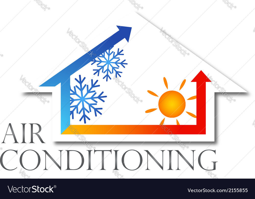 Air conditioner design vector | Price: 1 Credit (USD $1)