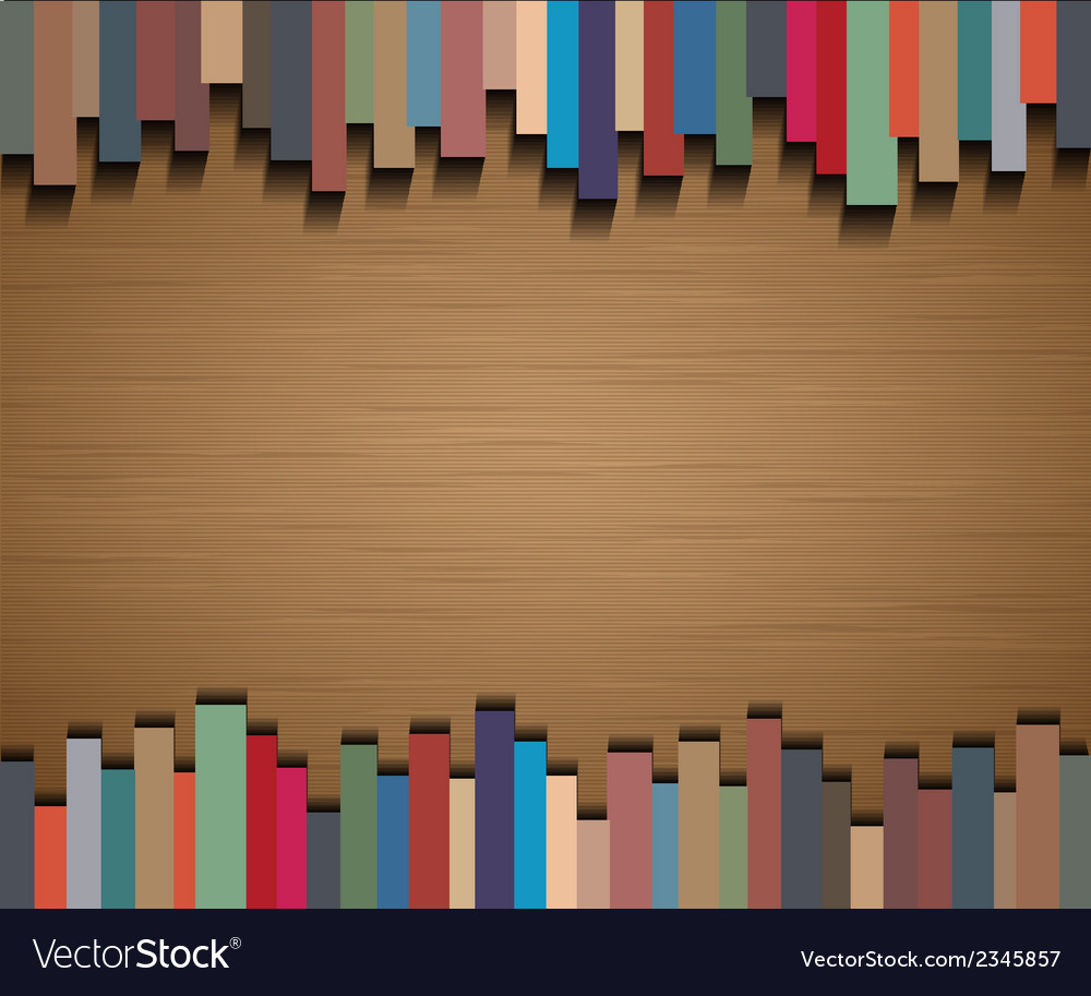 Abstract straight lines and brown paper background vector   Price: 1 Credit (USD $1)