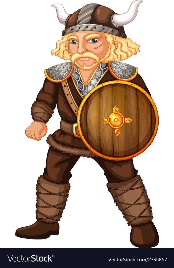 Male viking vector   Price: 1 Credit (USD $1)