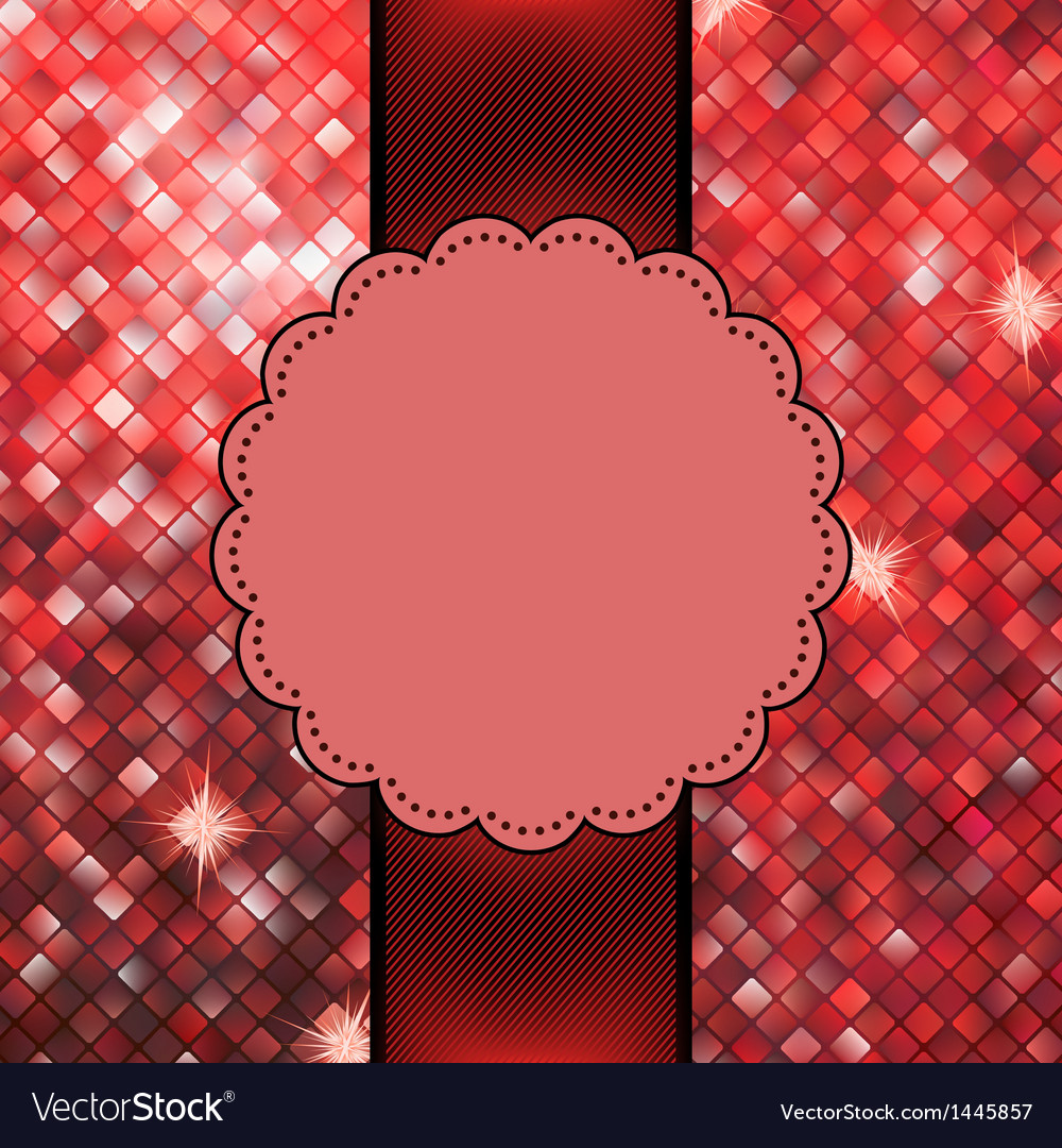 Red glitter sparkles snow flakes eps 10 vector   Price: 1 Credit (USD $1)