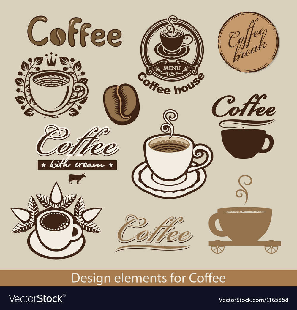 Coffee theme vector | Price: 1 Credit (USD $1)