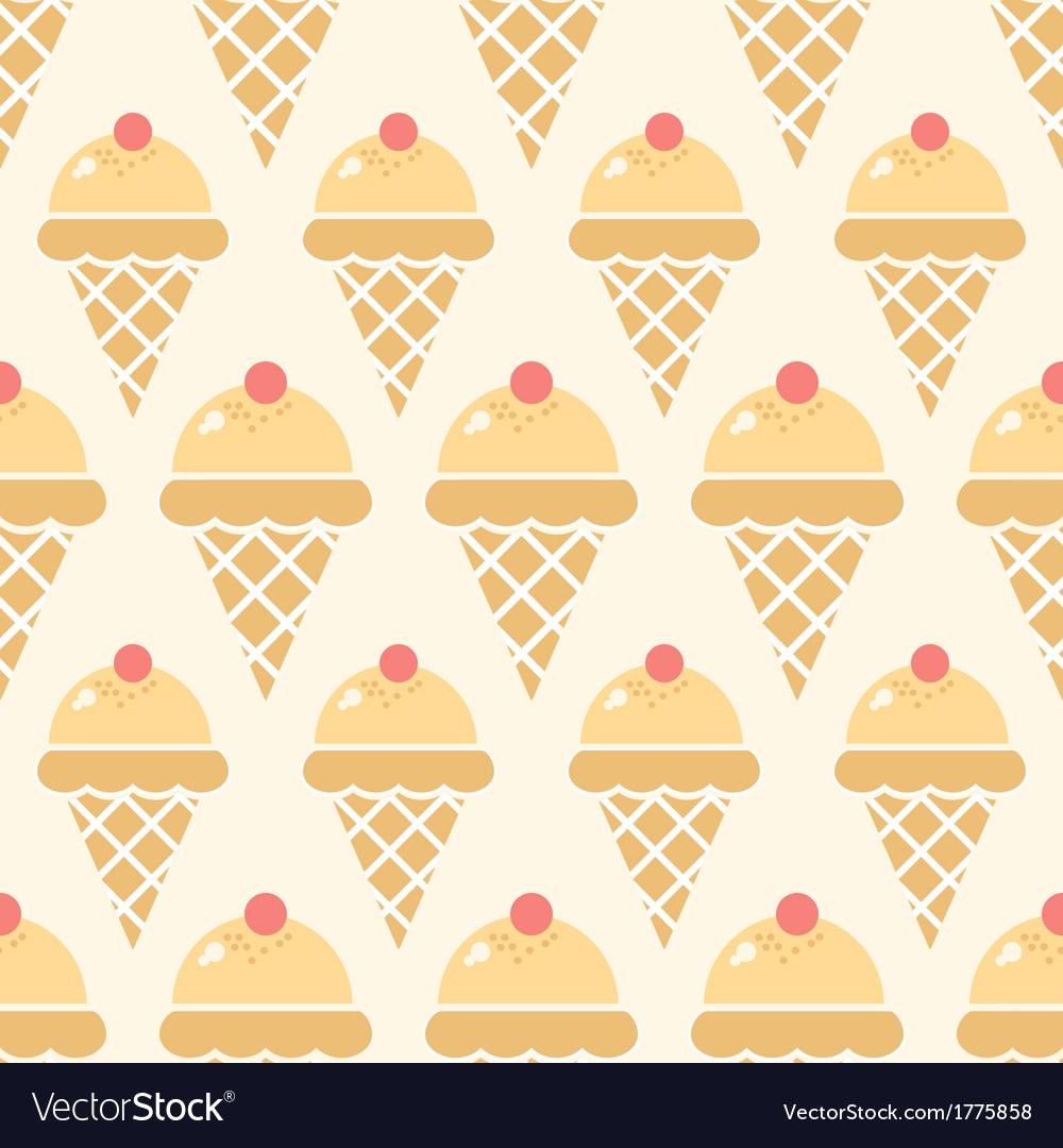 Icecream pattern2 vector   Price: 1 Credit (USD $1)