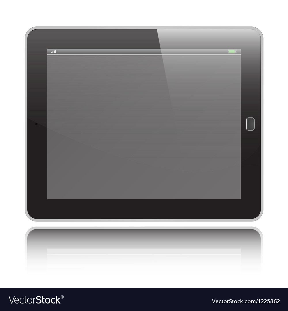Tablet horizontal vector   Price: 1 Credit (USD $1)