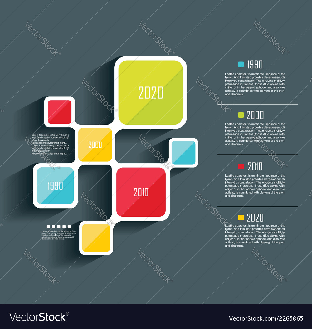 Abstract colorful background with text space vector | Price: 1 Credit (USD $1)