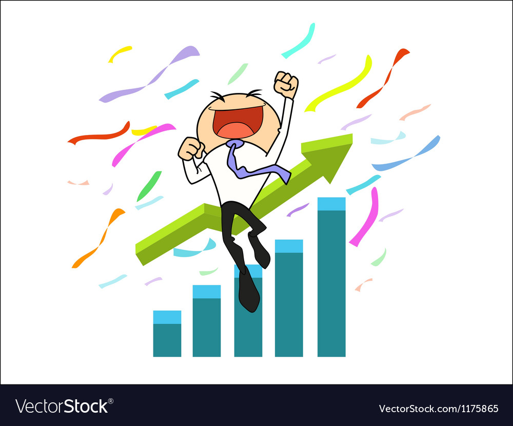 Business success vector   Price: 1 Credit (USD $1)