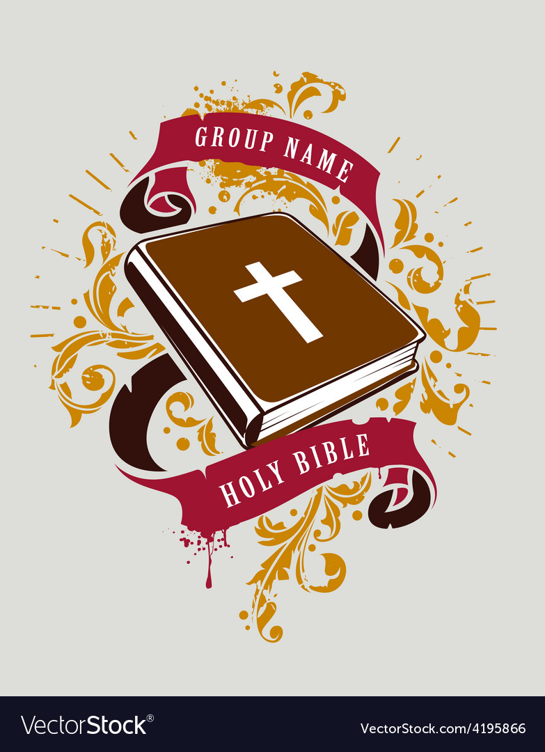 Bible vector | Price: 1 Credit (USD $1)