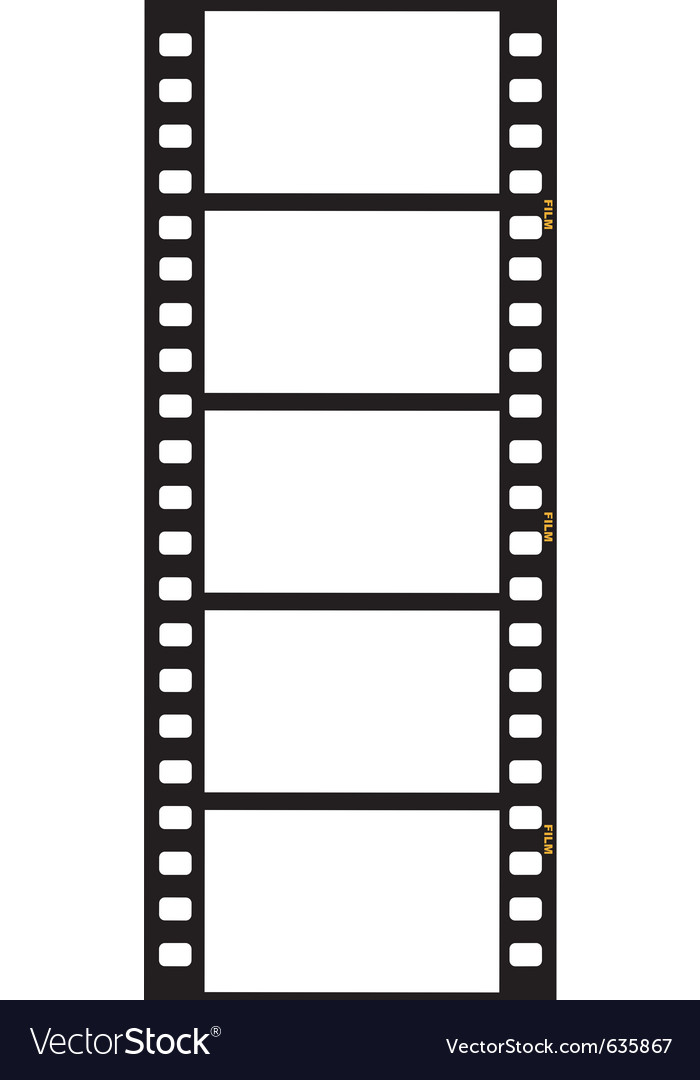 Movie film vector | Price: 1 Credit (USD $1)