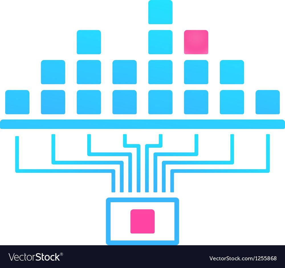 Conceptual scheme vector | Price: 1 Credit (USD $1)