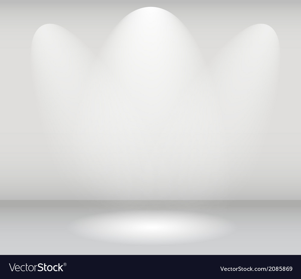 Light in gallery vector | Price: 1 Credit (USD $1)
