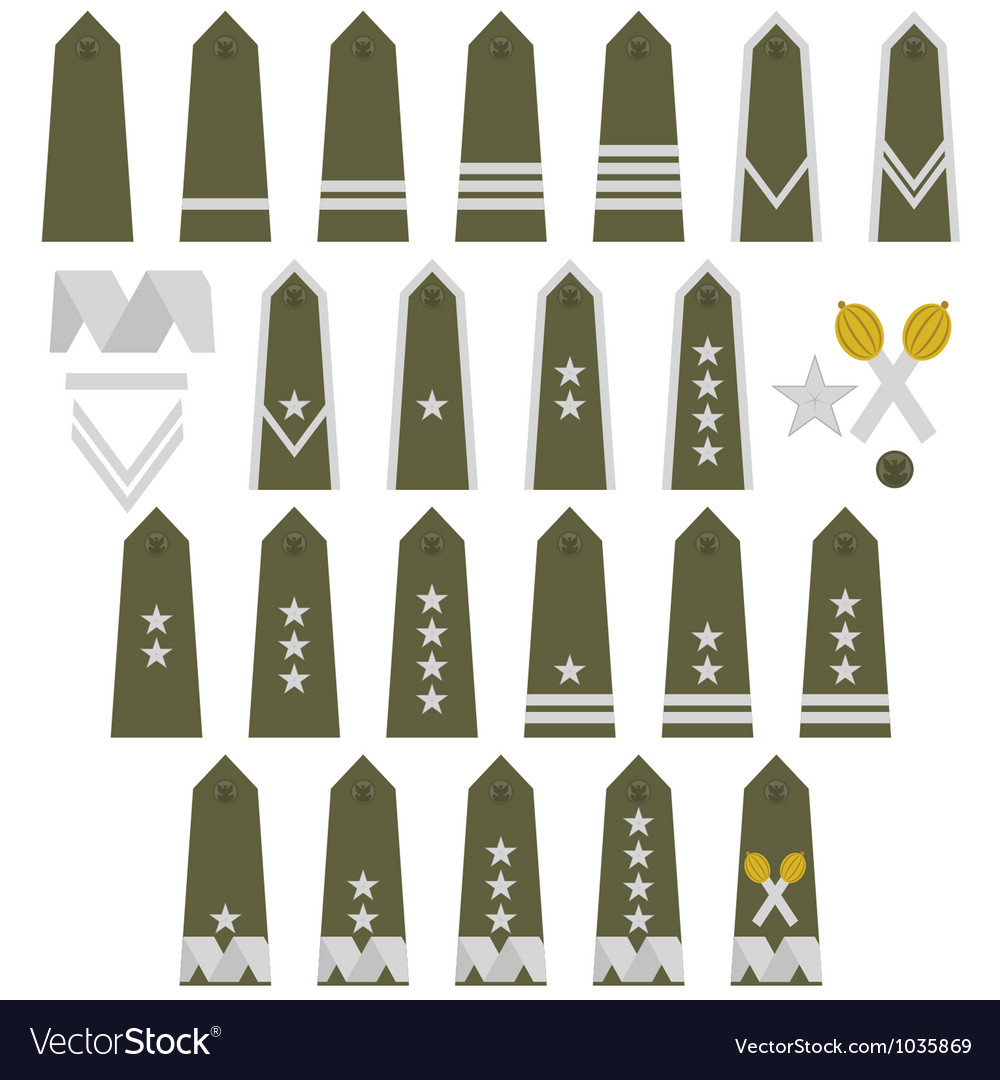 Polish army insignia vector | Price: 1 Credit (USD $1)