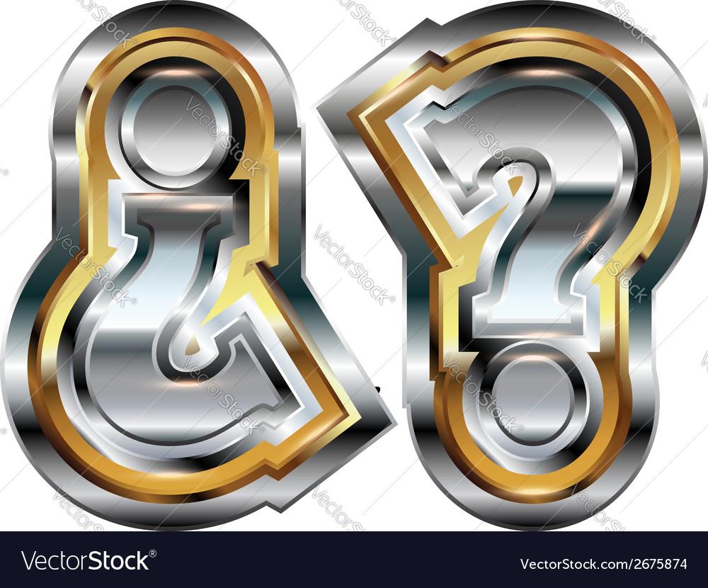 Fancy question mark symbol vector   Price: 1 Credit (USD $1)