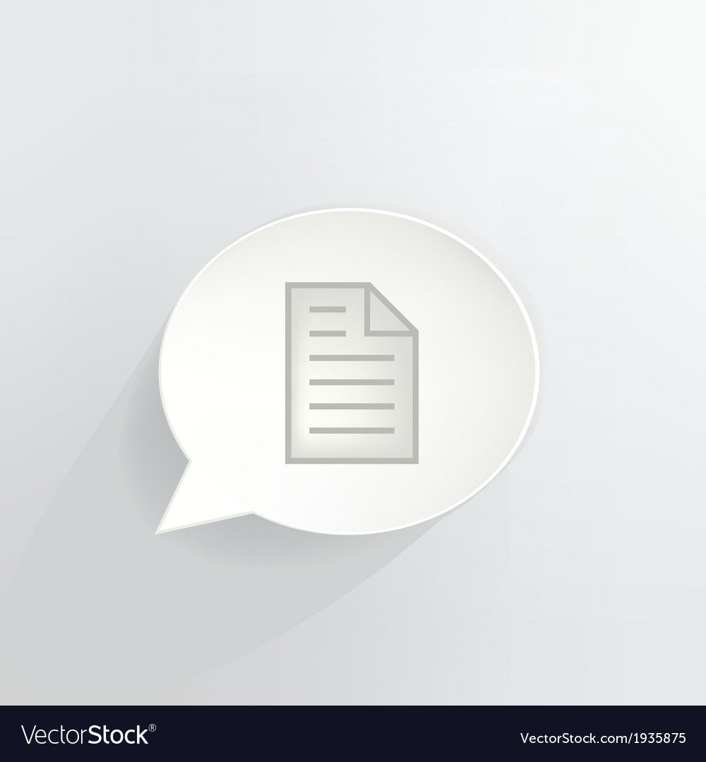 Document vector | Price: 1 Credit (USD $1)