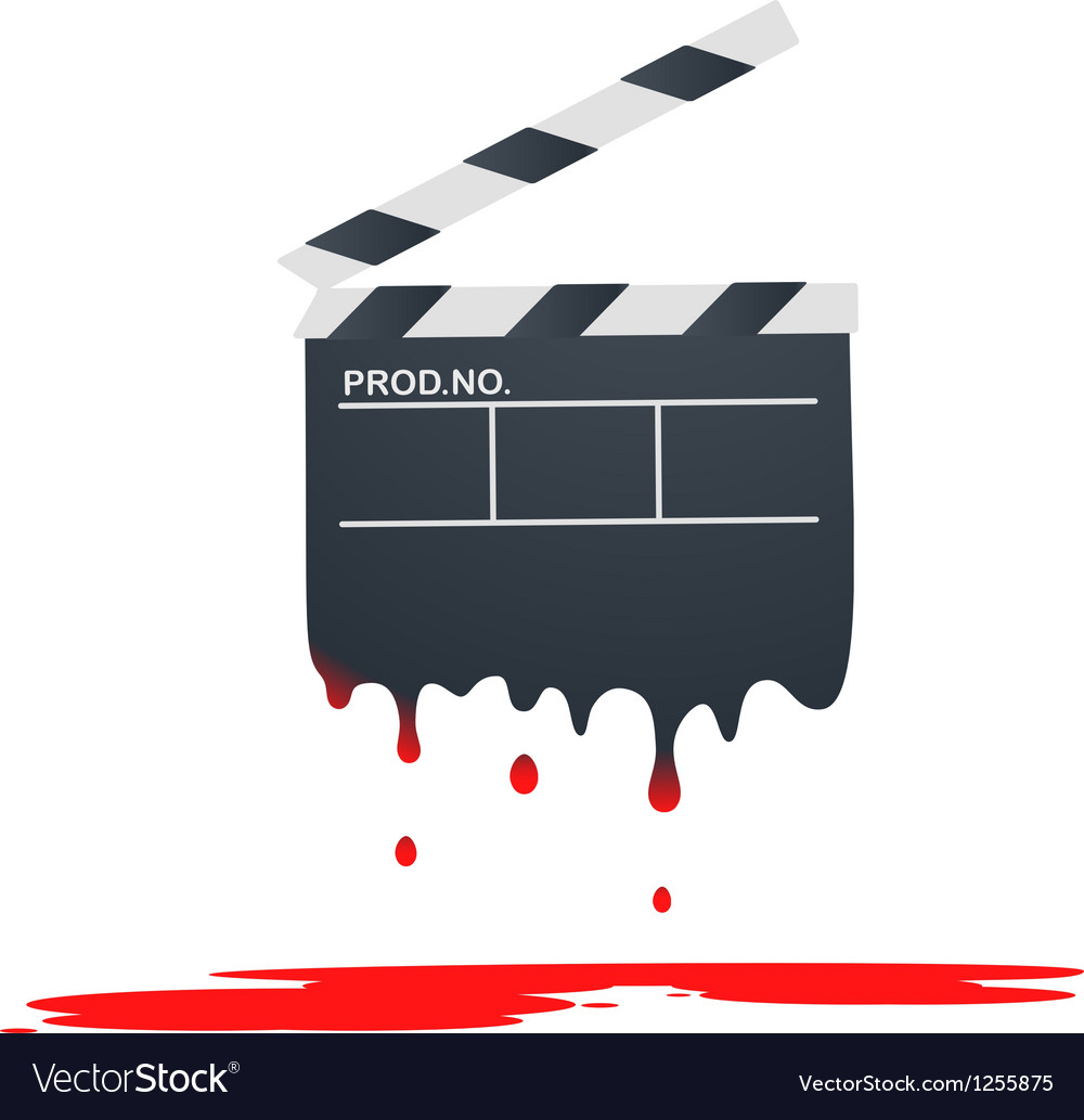 Horror movie vector | Price: 1 Credit (USD $1)
