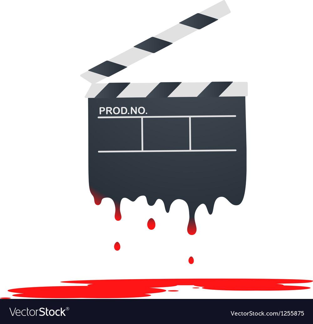 Horror movie vector | Price: 1 Credit (USD $1)