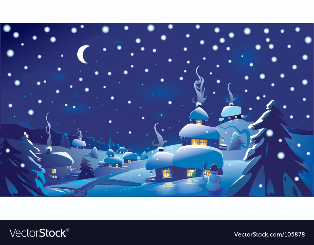 Merry christmas happy new year vector | Price: 1 Credit (USD $1)