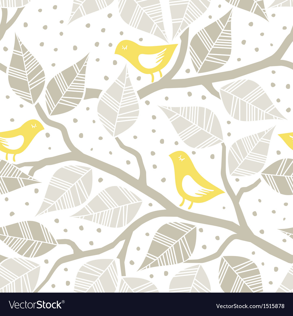 Pastel bird print patterns vector | Price: 1 Credit (USD $1)