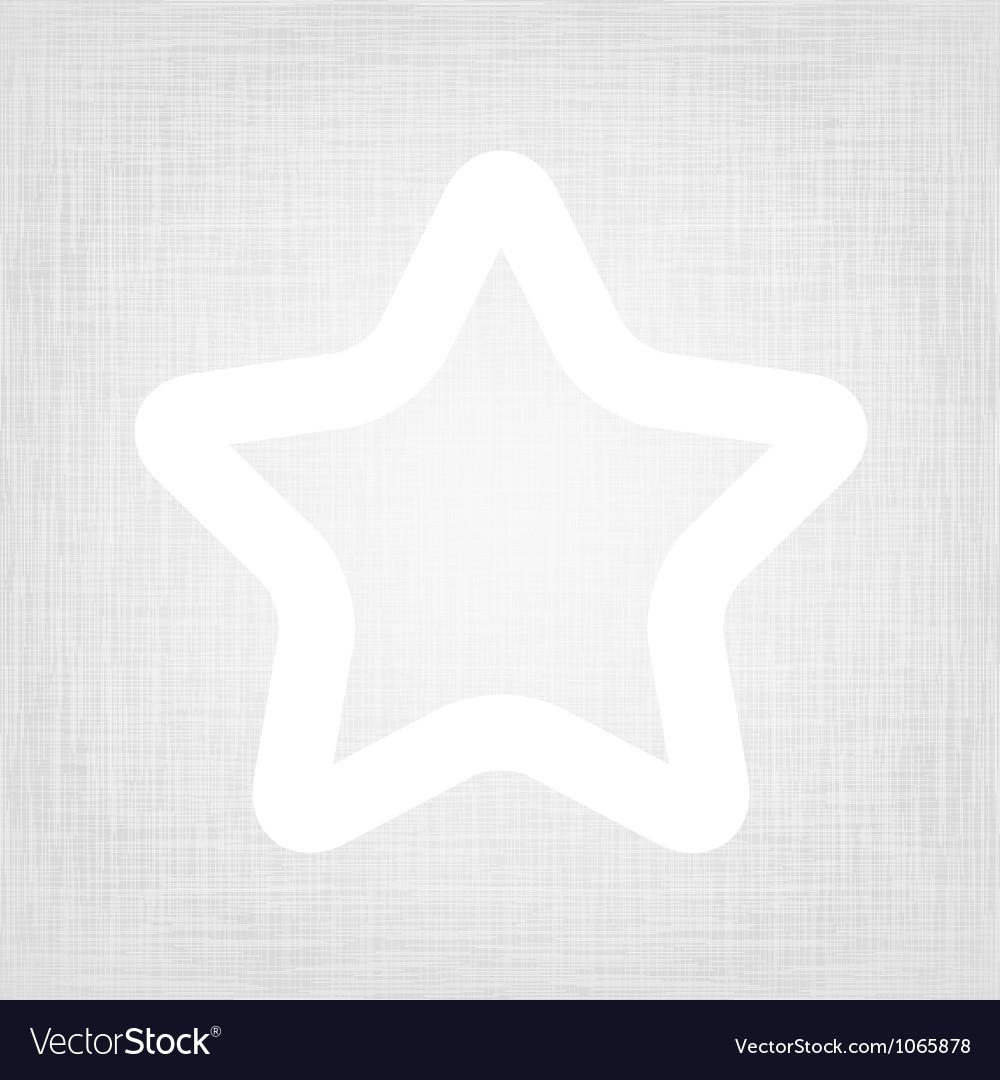 Symbol on textured paper vector | Price: 1 Credit (USD $1)