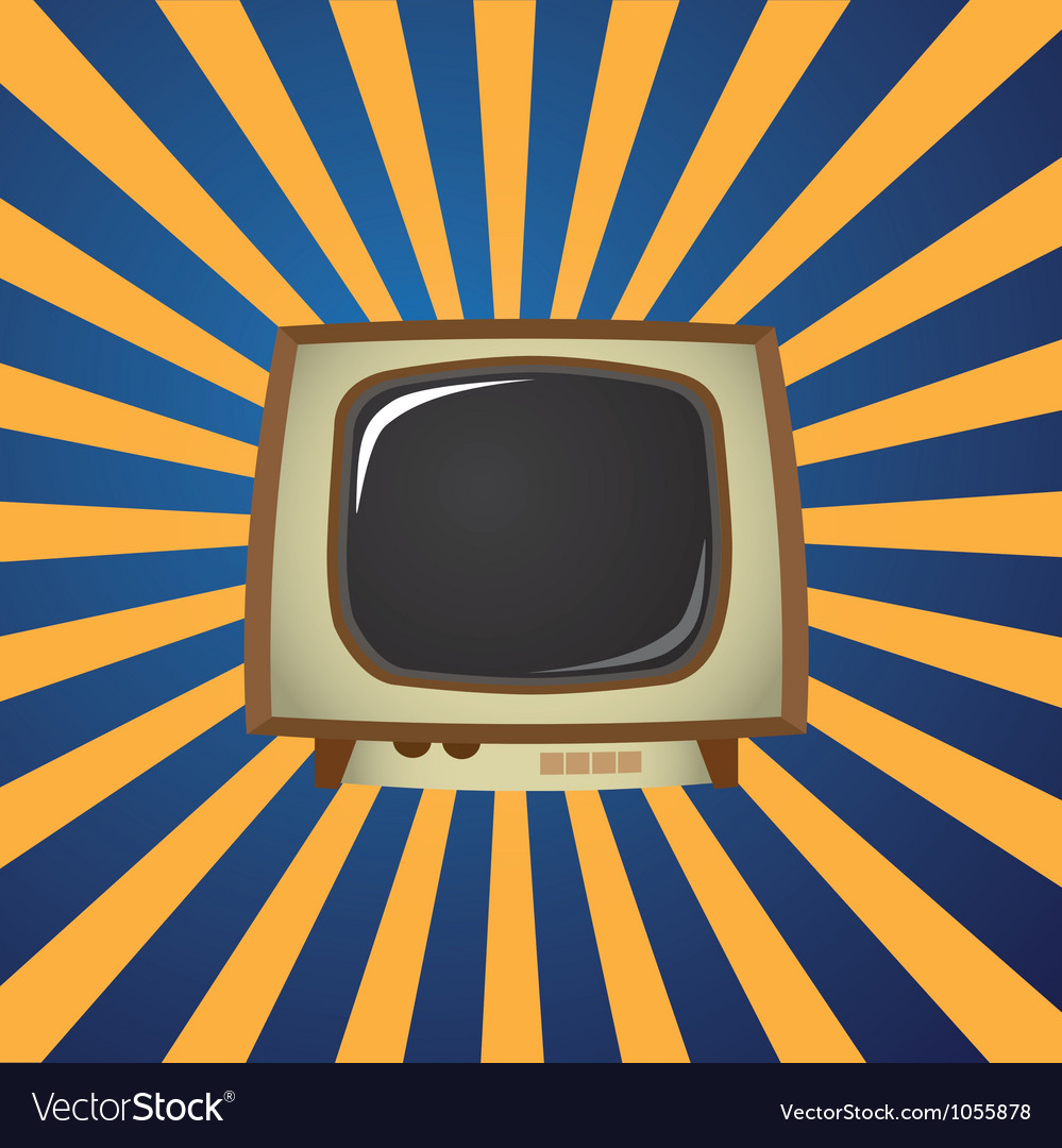 Television graphic vector | Price: 1 Credit (USD $1)