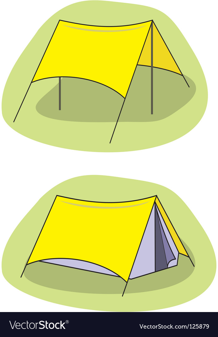 Tents vector | Price: 1 Credit (USD $1)