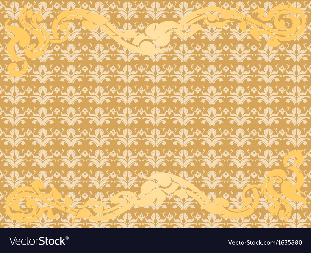 Ancient thai art contemporary style vector | Price: 1 Credit (USD $1)
