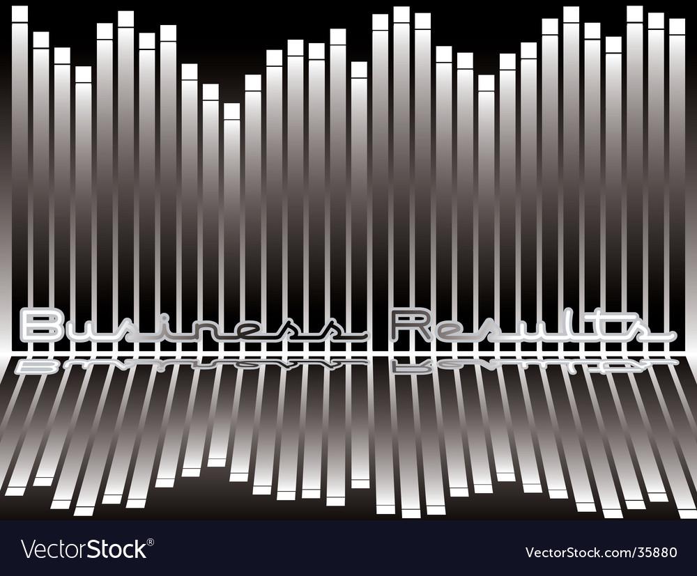 Bar chart vector   Price: 1 Credit (USD $1)
