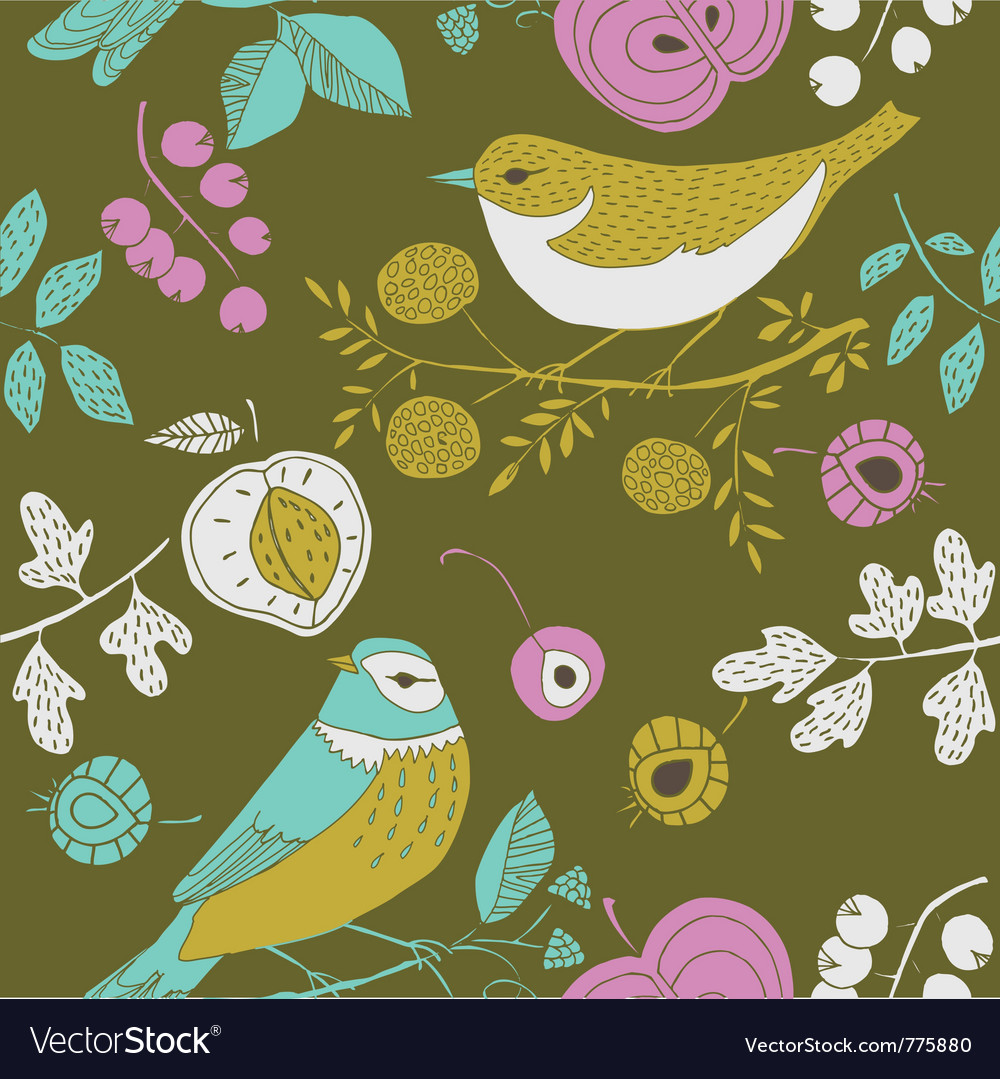 Birds collective vector | Price: 1 Credit (USD $1)