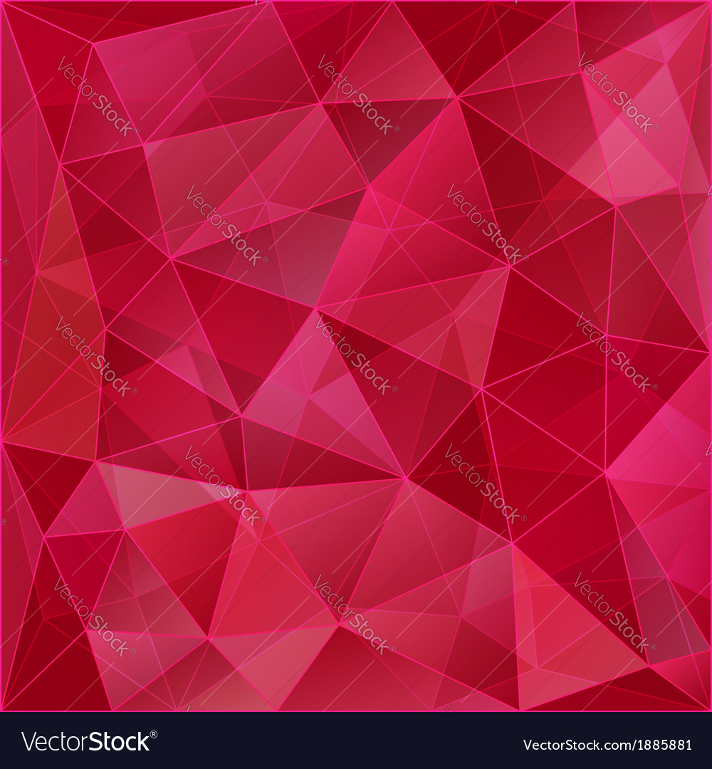 Abstract geometric triangles pattern vector | Price: 1 Credit (USD $1)