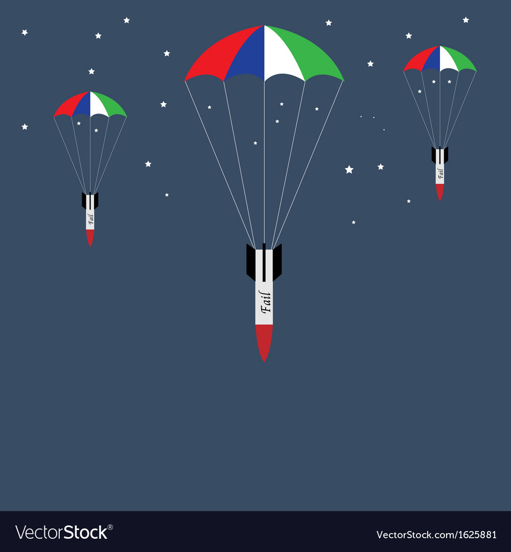 Fail investment missile concept vector | Price: 1 Credit (USD $1)