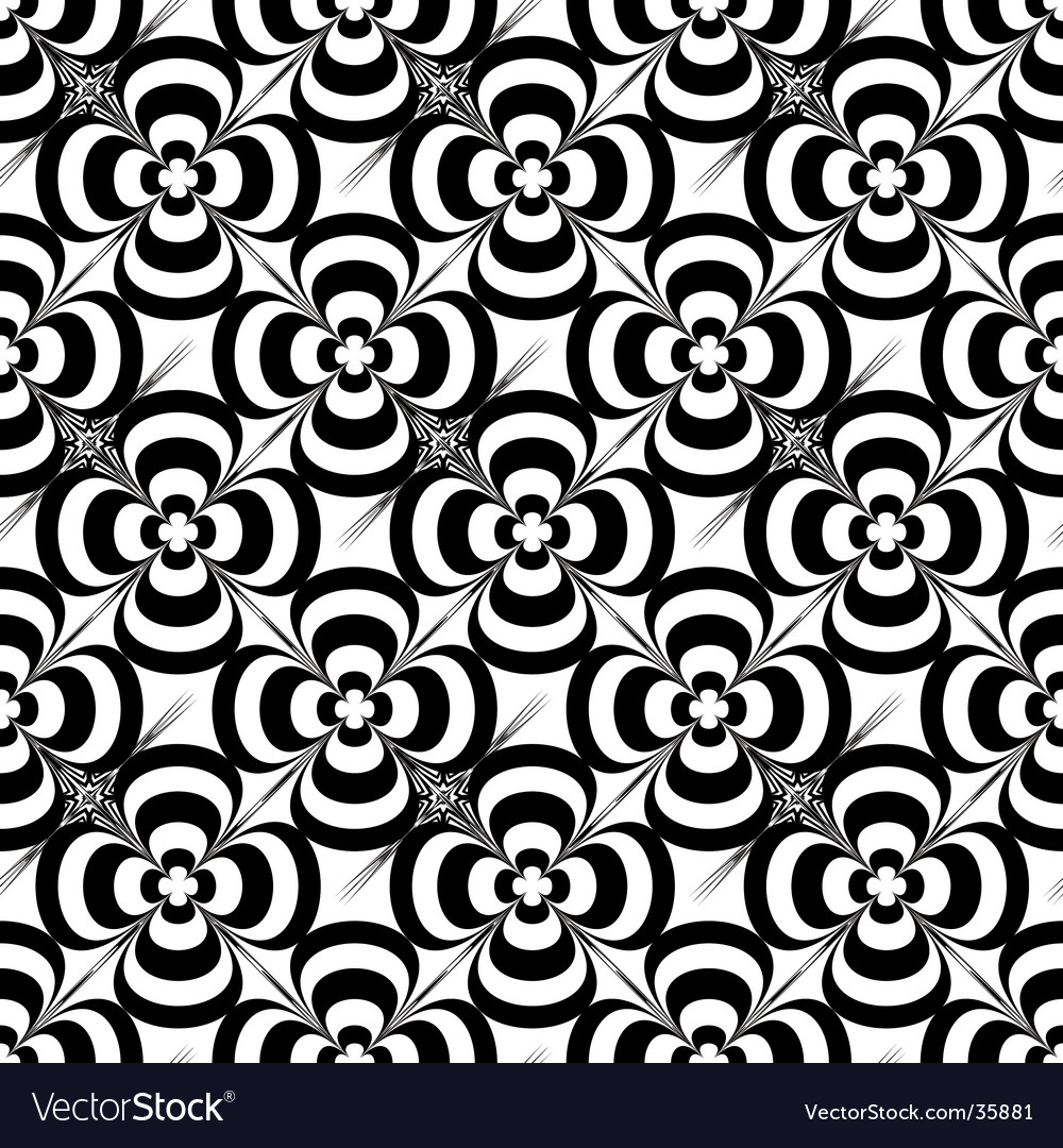 Mono flower vector | Price: 1 Credit (USD $1)