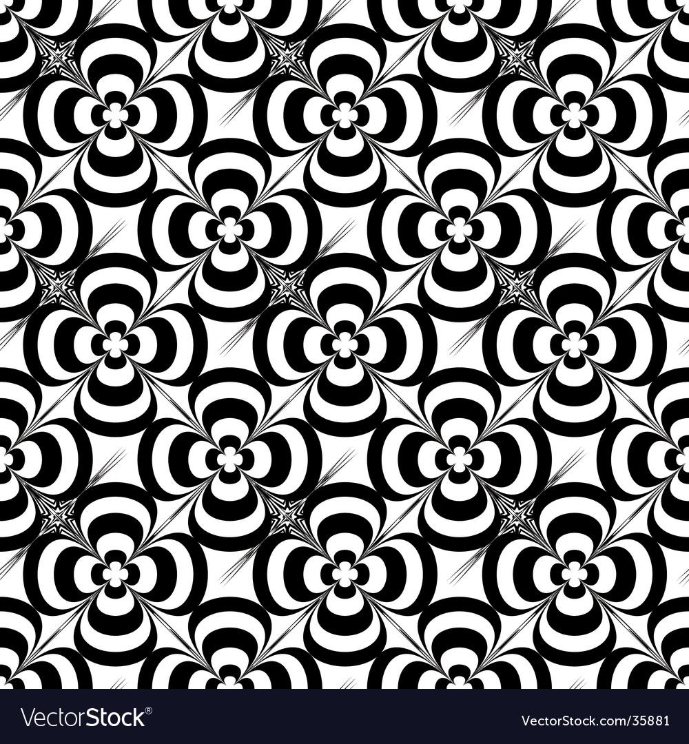 Mono flower vector | Price: 1 Credit (USD $1)