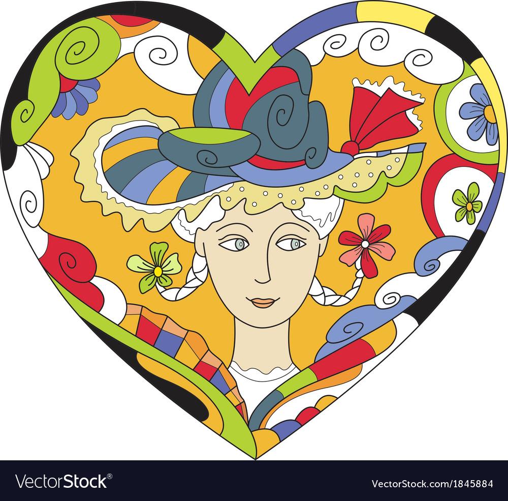 Heart3 vector | Price: 1 Credit (USD $1)