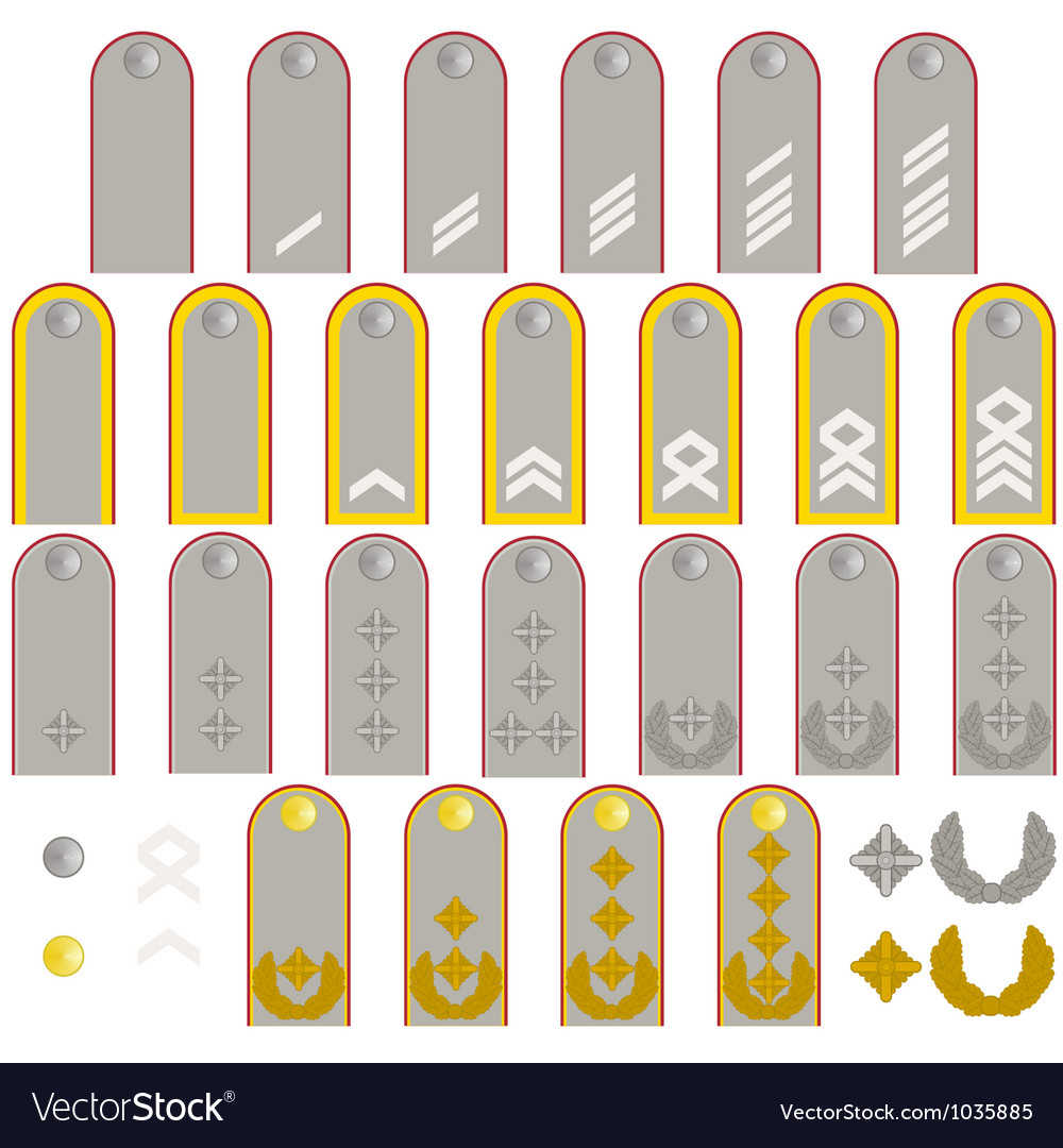 German army insignia vector | Price: 1 Credit (USD $1)
