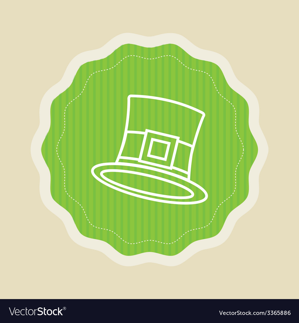 Ireland icon design vector   Price: 1 Credit (USD $1)