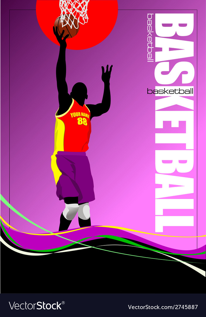Al 0650 basketball vector | Price: 1 Credit (USD $1)