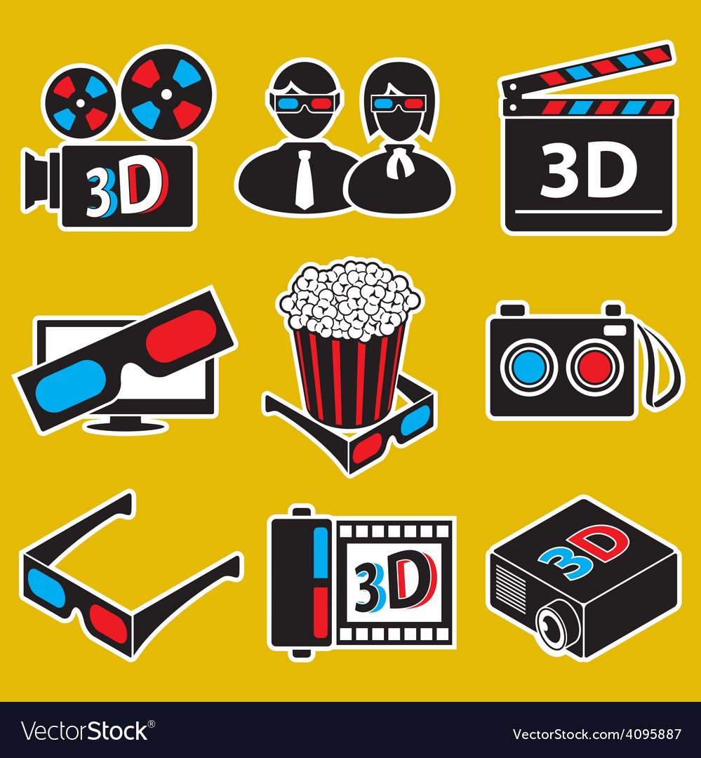 Movie devices vector | Price: 1 Credit (USD $1)