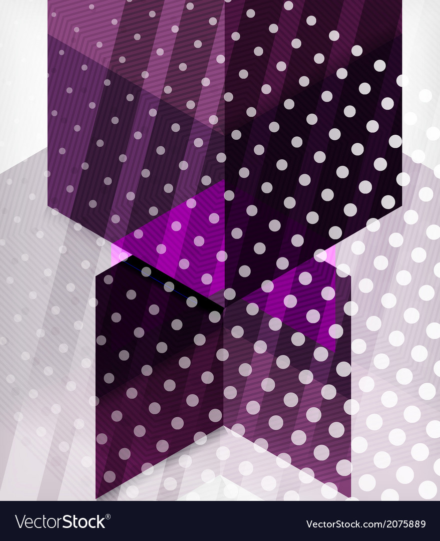Abstract business geometric pattern vector   Price: 1 Credit (USD $1)