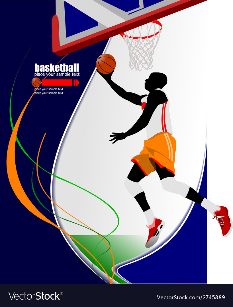 Al 0650 basketball 01 vector | Price: 1 Credit (USD $1)