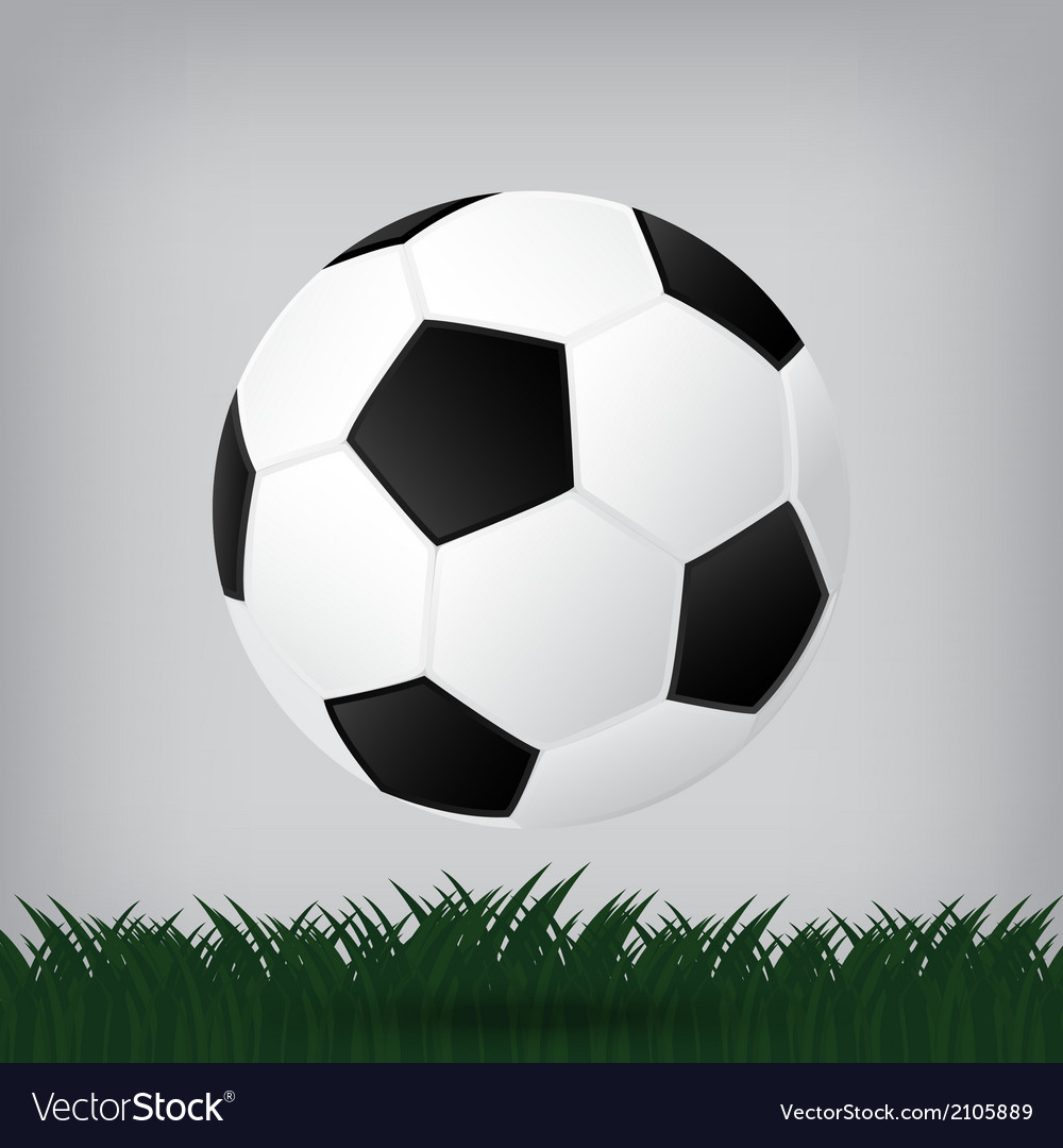 Best soccer football isolated background vector   Price: 1 Credit (USD $1)